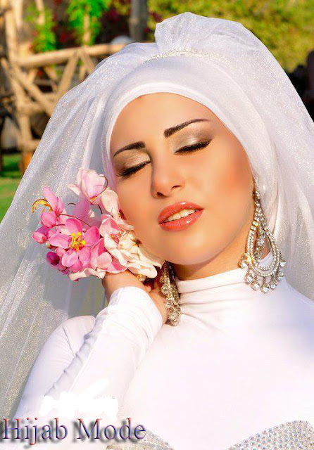 maquillage mariée orientale