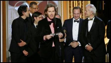 Globos de Oro 2015: El gran Hotel Budapest (mejor comedia/musical)