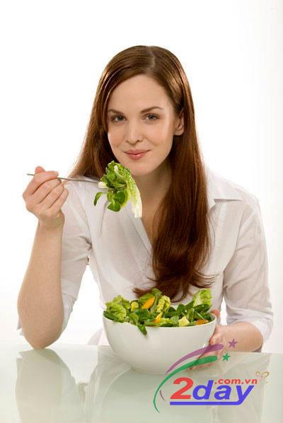 Unicity mách bạn ăn uống giảm cân 2