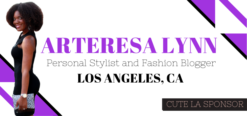 Arteresa Lynn Affordable Personal Stylist in Los Angeles via Cute LA
