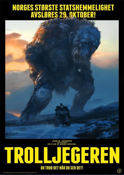 Troll Hunter película online en español gratis