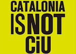 CATALONIA IS NOT CiU