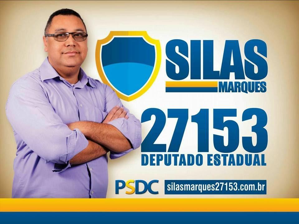 Silas Marques 27153 - Candidato a Deputado Estadual - Eleições 2014