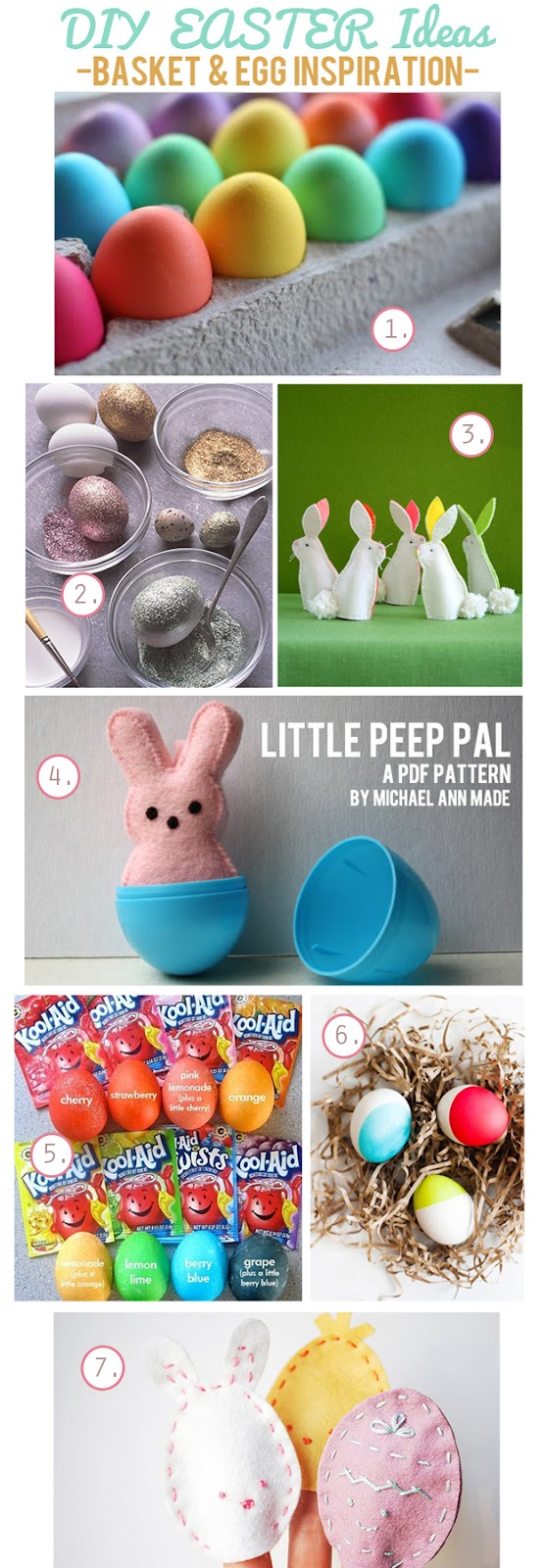 Intense Egg Dyeing Tips By Design Mom