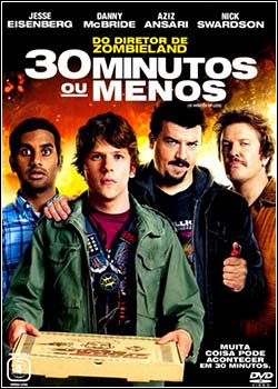 Download - 30 Minutos ou Menos DVDRip - AVI - Dual Áudio