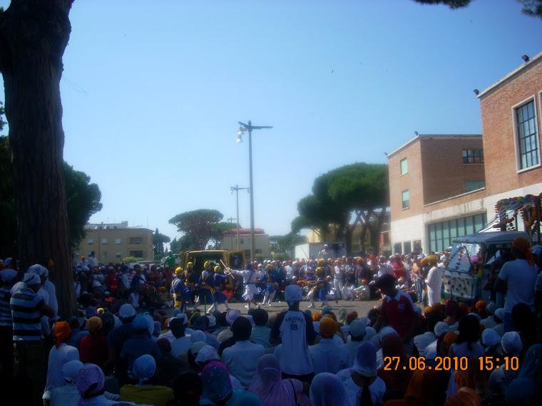 Festa sikh a Sabadia