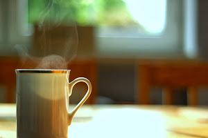 Akcje przy kawie