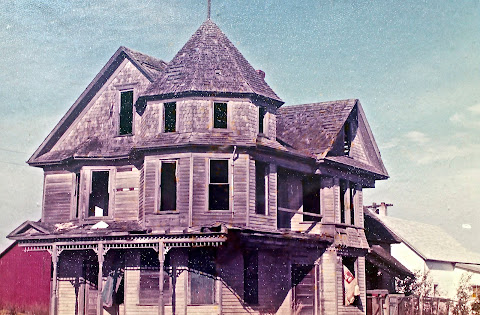 Haunted House Skagit County Washington The Ball Estate Abandoned