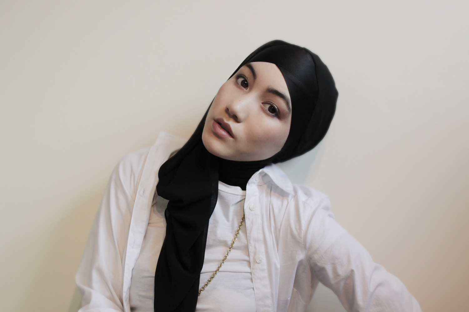Tutorial Jilbab Segi Empat Hana Tajima Blog Video Tutorial