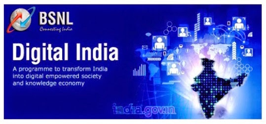 bsnl-digital-india