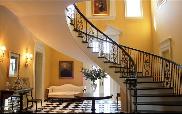 Fotos de escaleras escaleras premoldeadas precios for Escaleras de madera interior precio