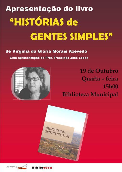 HISTÓRIAS DE GENTES SIMPLES