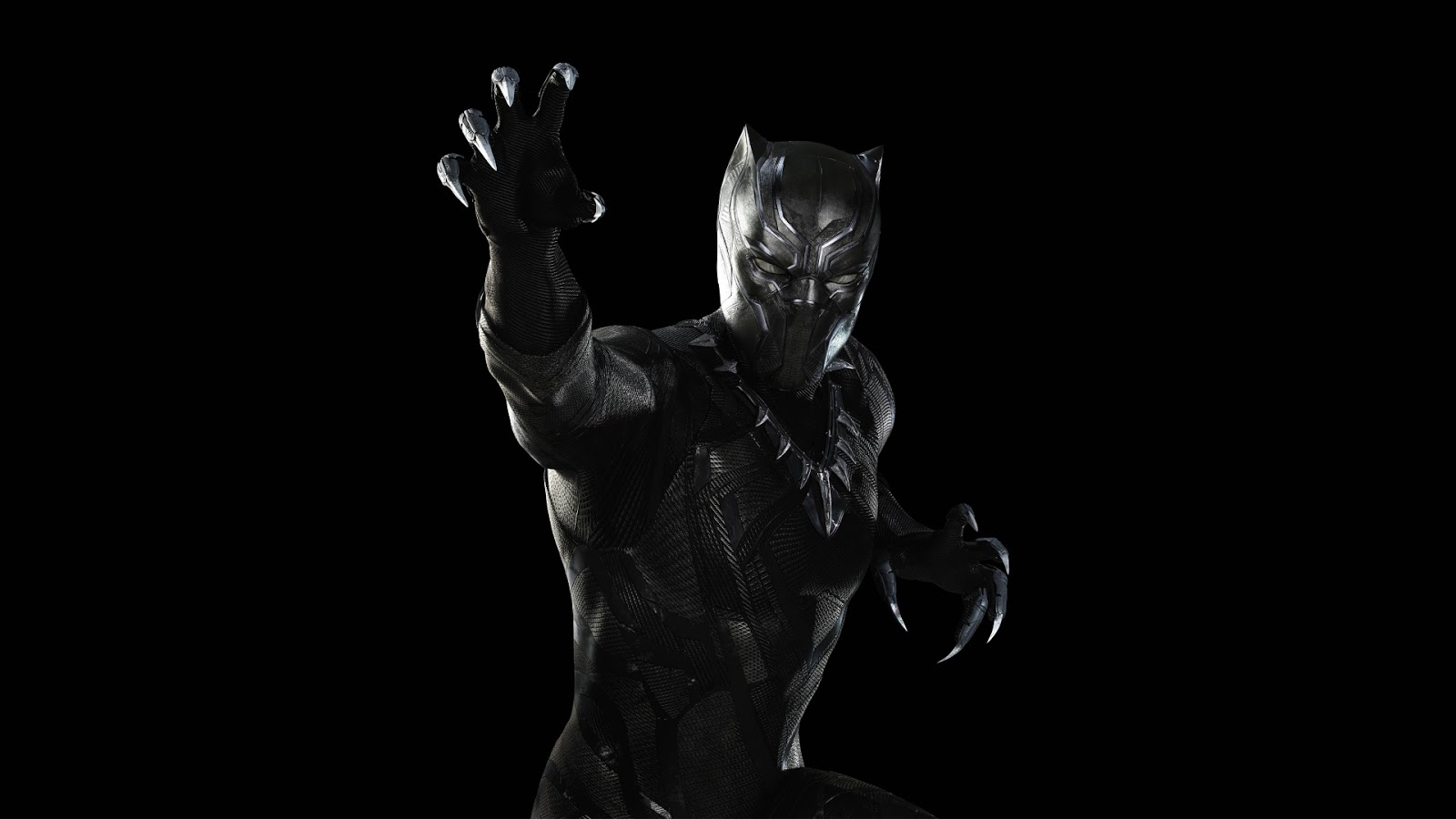 Black Panther Captain America HD Android Wallpaper