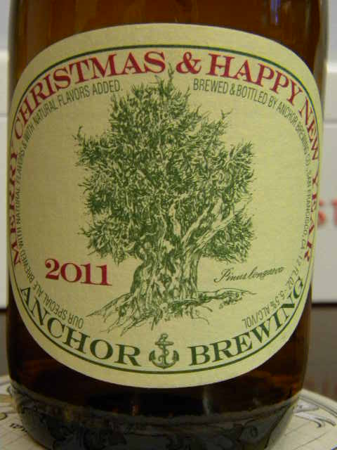 anchor brewing christmas ale review - Anchor Brewing Christmas Ale
