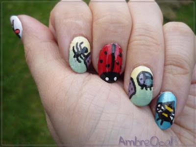 défis du jour, bonjour! les insectes