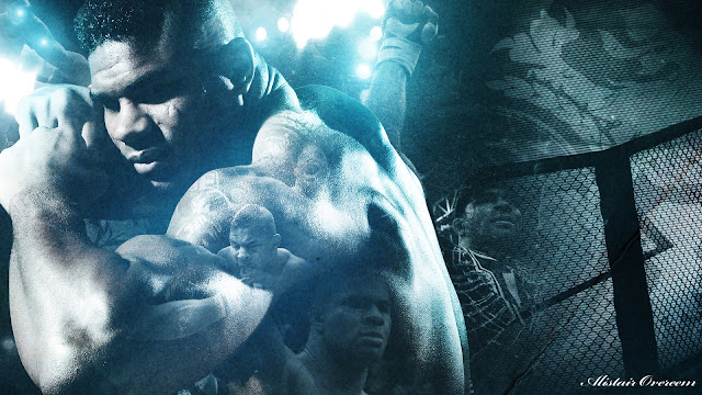ufc mma k-1 dream strikeforce fighter alistair overeem wallpaper picture