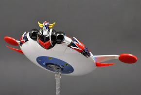 GRENDIZER&SPAZER SUPER ROBOT CHOGOKIN