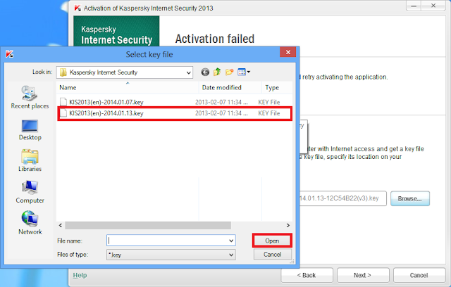Kaspersky Internet Security 2013 Setup with licnese 3