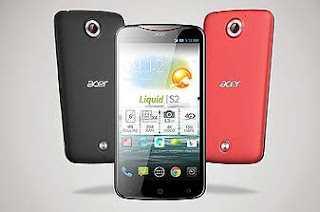 Acer Liquid S2, phablet, smartphone
