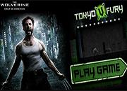 juegos de peleas Wolverine Tokio Fury