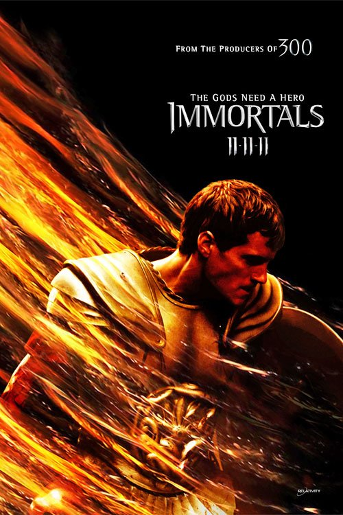 Filme Imortais &#8211; Legendado
