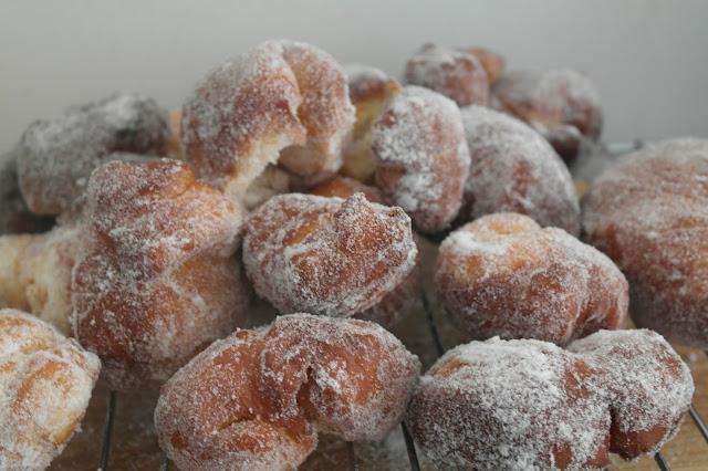 Sugar Doughnuts by What Laura did Next