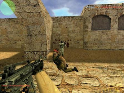 Games: Counter Strike 1.6 PC Games Full Version