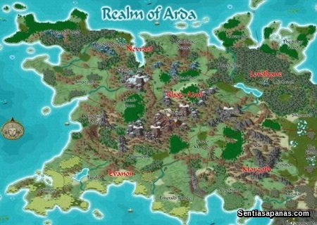 Realm of Arda