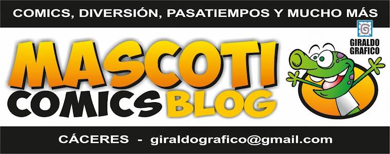 Mascoti Comics Blog