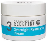 Night time cream
