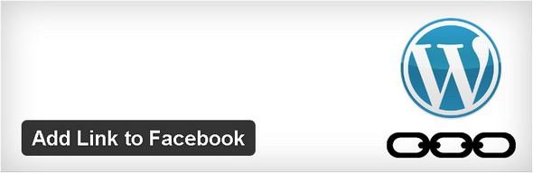 Add Link to Facebook Plugin