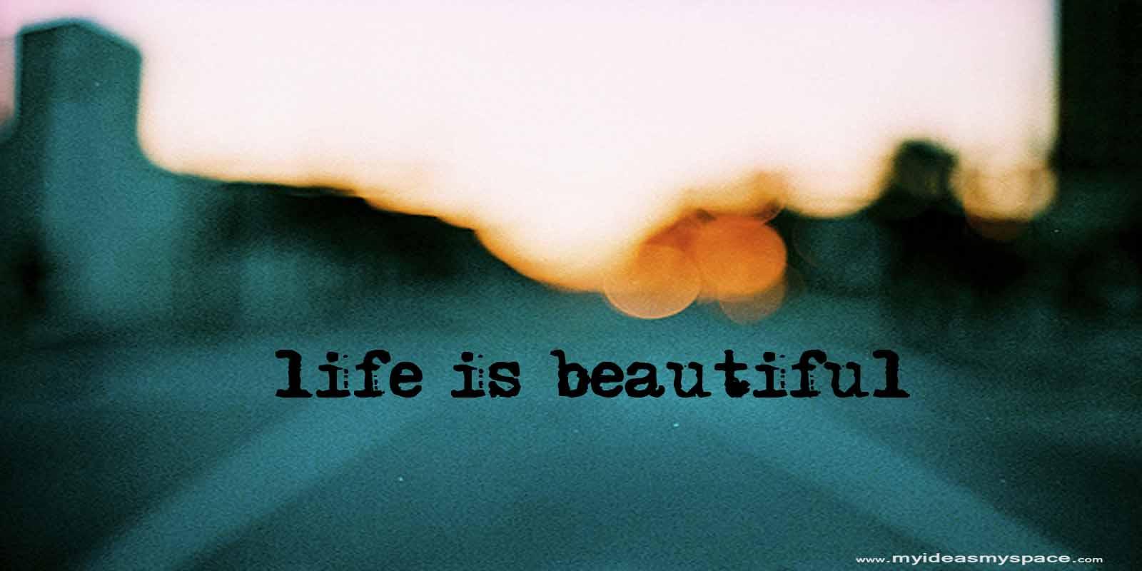 Lý lẽ của cuộc sống...