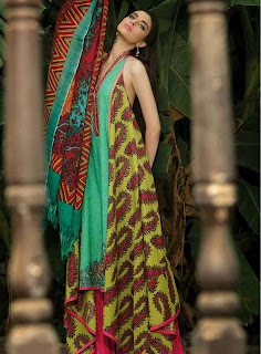 Umar Sayeed Embroidered winter Dresses Collection 2014