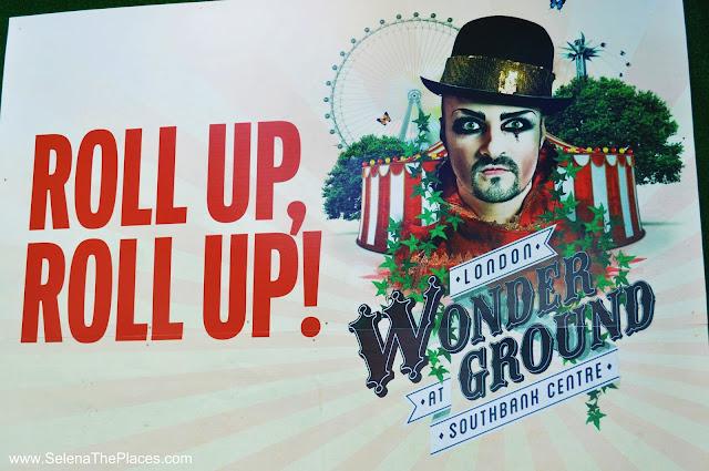 London Wonderground at Southbank Center