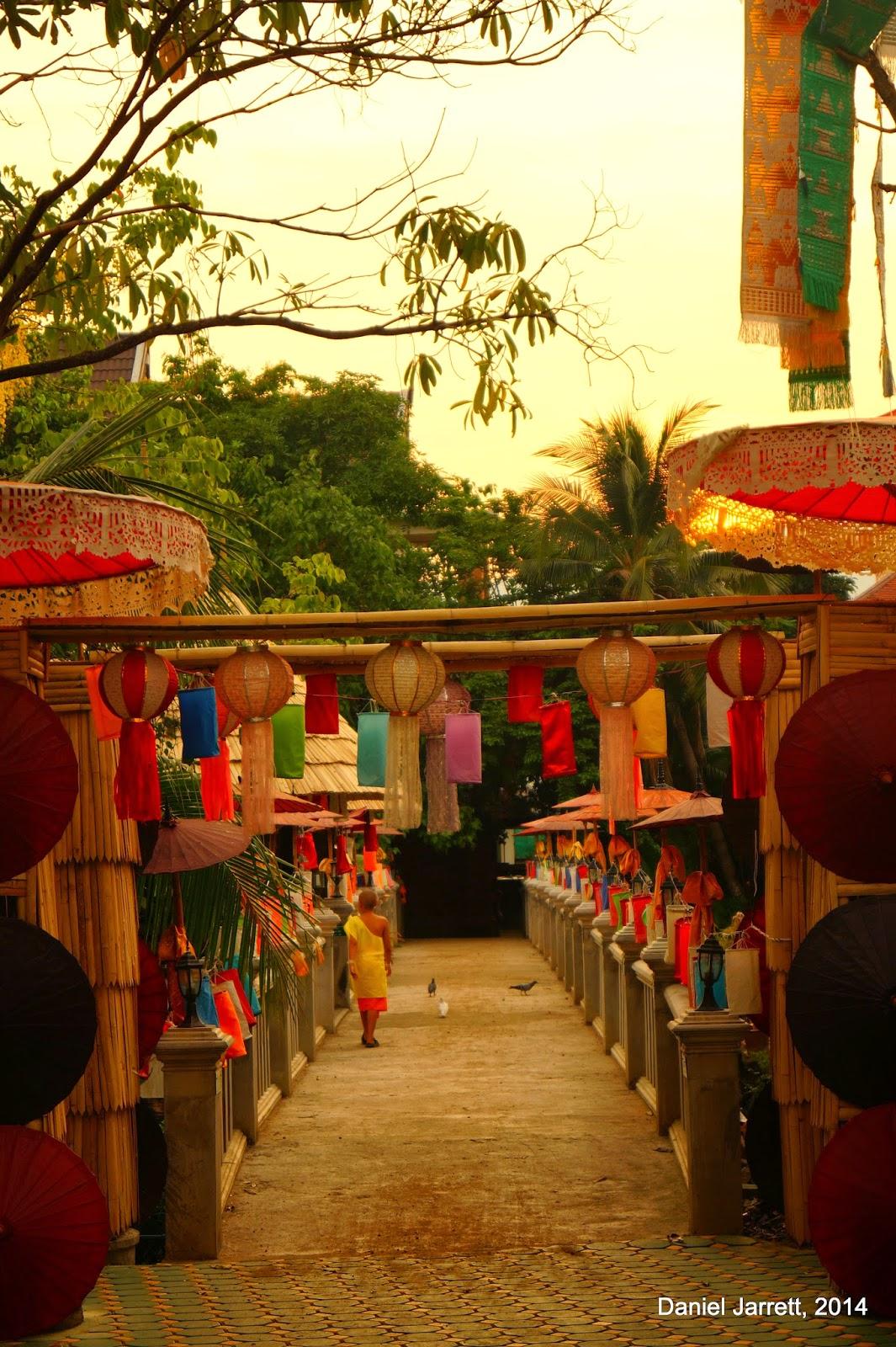 Wat Jetlin / Wat Chedlin, Chiang Mai