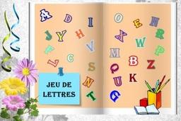 Petit jeu de lettres du dimanche