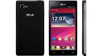 lg optimus launch release 4x hd