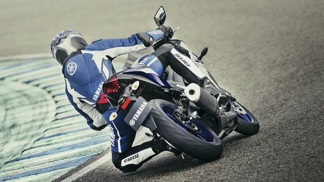 yzf r3 awesome riding