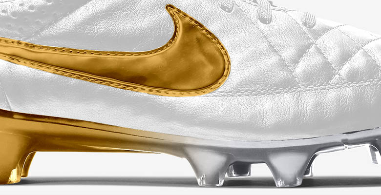 Los nuevos Nike Tiempo Legend V exclusivos para Ronaldinho
