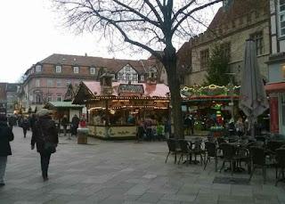 Göttingen, Weihnachtsmarkt