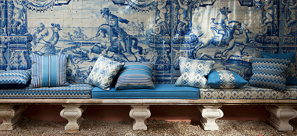 My castle in spain spanish textiles - Gaston y daniela zaragoza ...