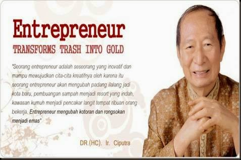 Ir. Ciputra - Transforms Trash into Gold for Better Siantar