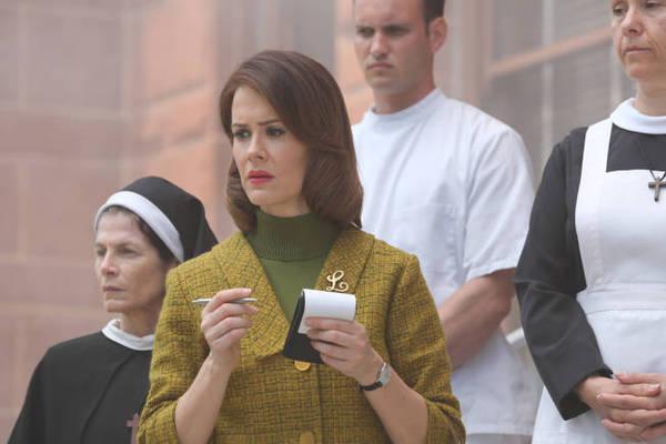 American Horror Story Asylum Lana