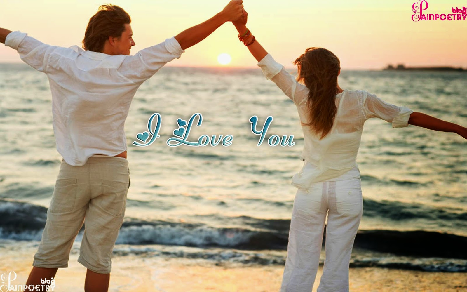 Love-Wishes-Image-Walpaper-With-Romance-Girl-Boy-HD
