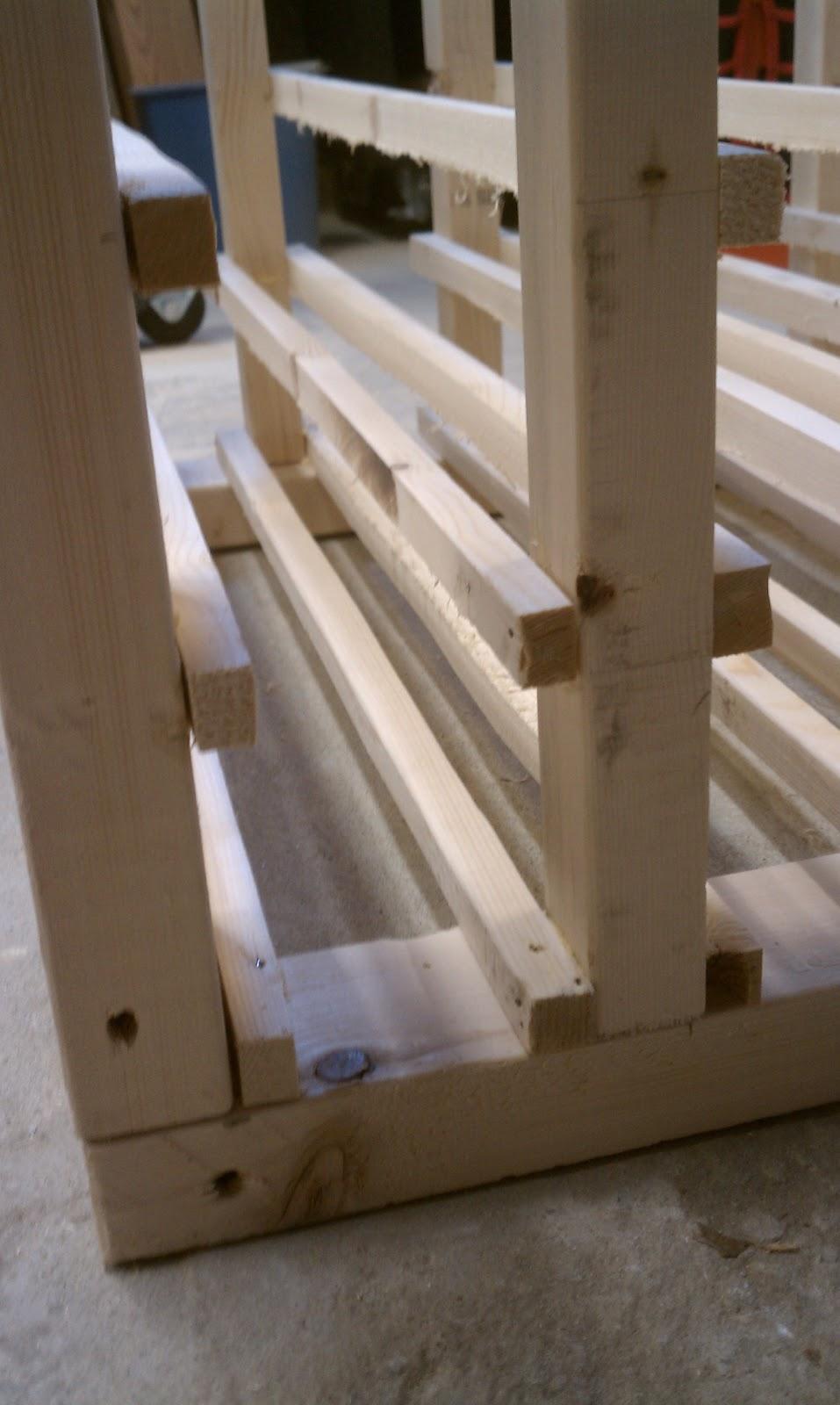Cath easy wine rack plans vertical wood plans us uk ca for Vertical lumber storage rack