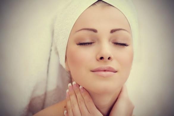 Tips Pamper Skin Neck