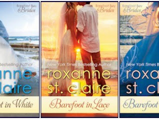 Author Interview with Roxanne St. Claire + Barefoot Bay Brides Series