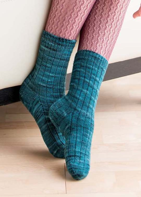 Kate Atherley Knits A Lot Mainly Socks