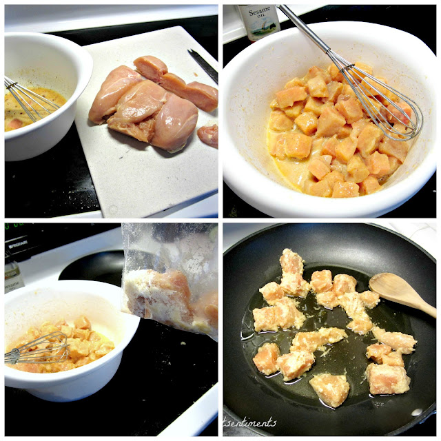 Nuggets Lose: Lostsentiments: Homemade Chicken Nuggets