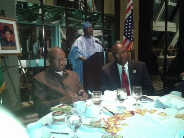 Gulak Inaugurates US Chapter Of Goodluck Support Group, Hosts Lavish Party
